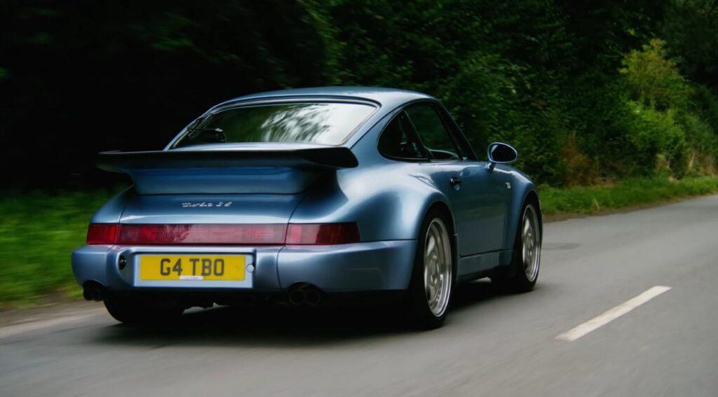 Porsche 911 que já foi de Jenson Button agora pode ser seu